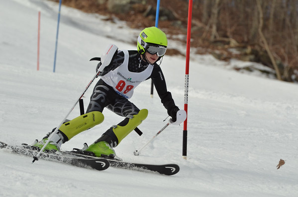 Wintergreen Slalom Race 1- 2/08/2015