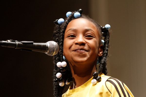 2014 SCORES Fall Poetry Slam @ Seattle Town Hall
