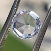 1.51ct Round Rose Cut Diamond, GIA K VS1 10