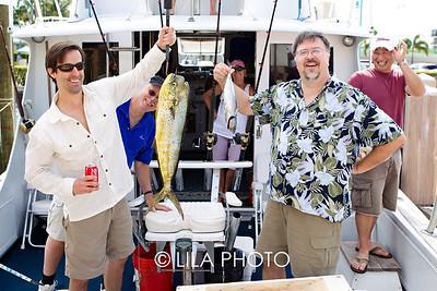 Day 2 - Deep Sea Fishing