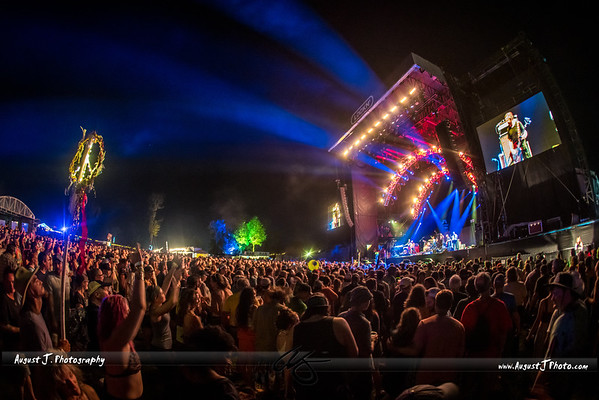 LOCKN' Music Festival | August 22nd-25th, 2019
