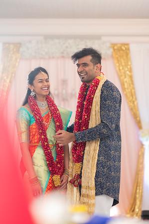 Shwetha Sharath Engagement Ceremony