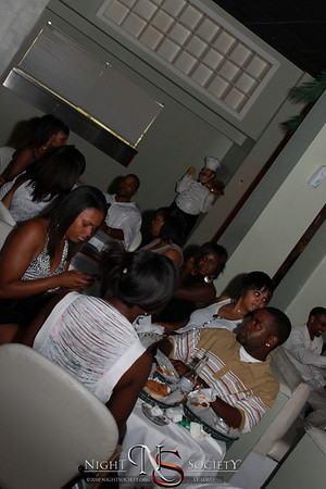 Maxwell and Jill Scott Afterparty 05-29-10