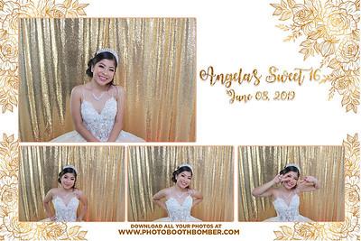 Angela's Sweet 16 06.08.19