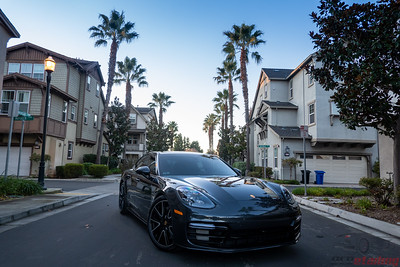 2018 Panamera Turbo - Full PPF and CQFReserve Coating