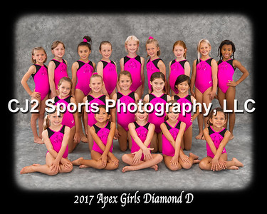 Girls Diamond D