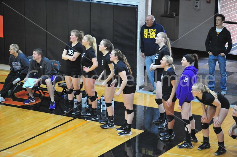 Bluffton Volleyball 042118 Spring Tournament
