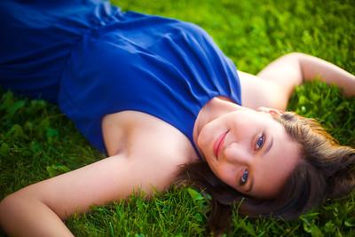 Michaela Senior Pictures
