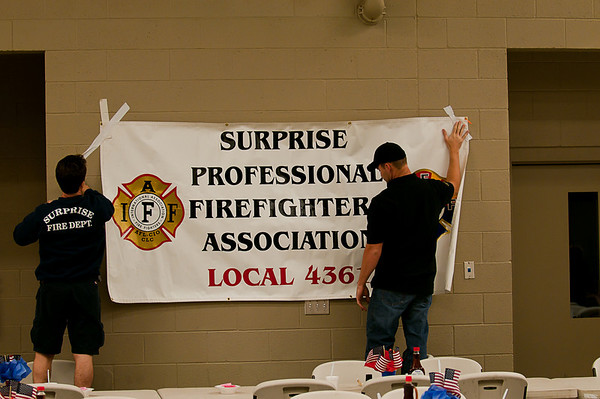 Surprise Firefighters Veterans Day Pancake Breakfast