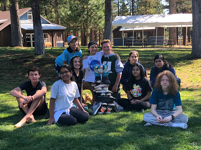 Fall 2019 Overnight Outdoor Learning