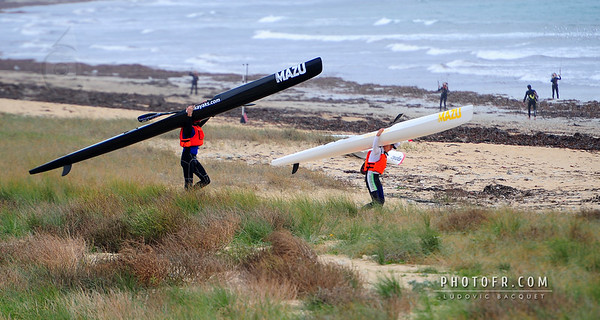 2014 Oct 24 - Surfski World Series - Day ONE