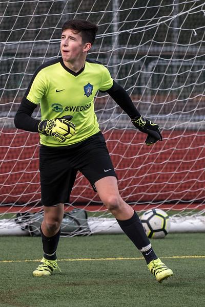Eastlake Soccer Vs Skyline 2018 Away