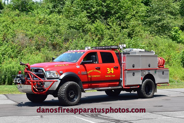 Schuylkill County Fire Districts 30-39