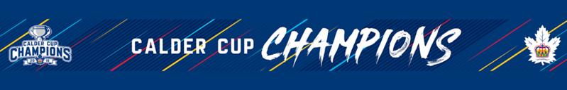 Toronto Marlies Championship Celebration