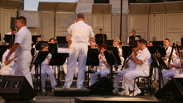 Navy Memorial Concert on the Avenue (August 19, 2014) Videos