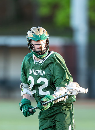 5/6/2019 - Boys Varsity Lacrosse - Matignon vs Watertown