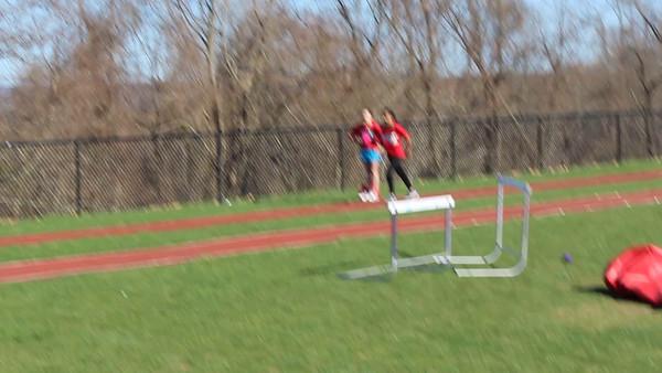 Rachel Track Spring 2014