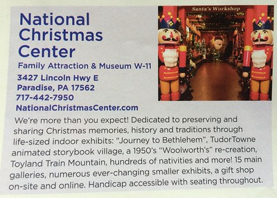 2014 10-02 National Christmas Center
