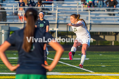 Girls Varsity Soccer:  Woodgrove vs Loudoun Valley 5.16.2016 (by Michael Hylton)