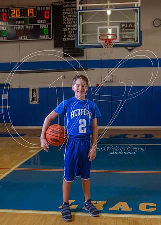 Junior High 2019 Bedford Basketball