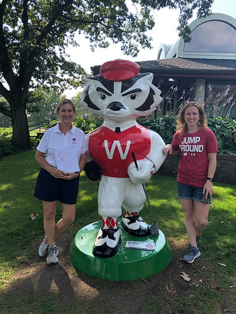 """11 August 2018 Madison Bucky""""s with Julie and Jenny"""