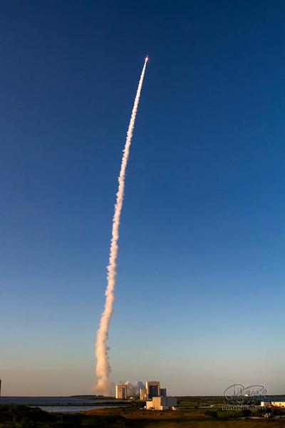 OSIRIS Rex Launch