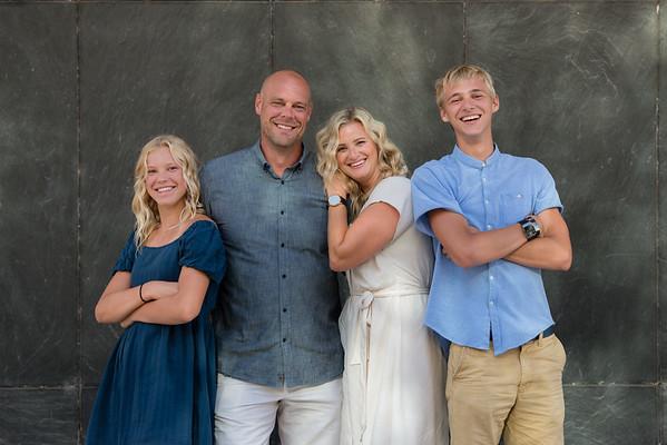 Burgess Family 2021