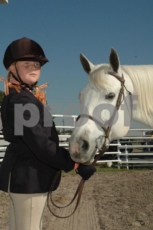 4H horse show 3-25-06