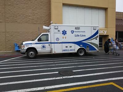 Medical Emergency - Grayson Road (Walmart) - March 2, 2019