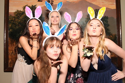 5/18/19 Laguna Beach H.S. Prom - Photo Booth Individual Pictures