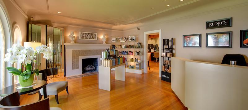 Jojo's Salon - Interiors and Exteriors - Architectural Photography, San Jose, California