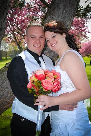 Shannon & Eric Wedding