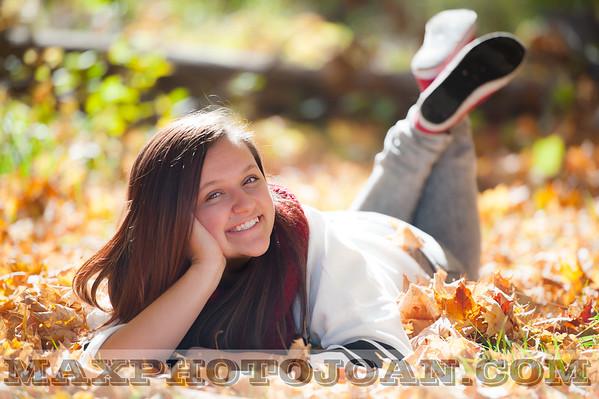 Green senior Photos