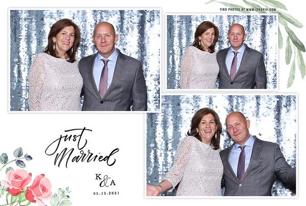 Kirstie and Anthony Wedding in Vienna VA