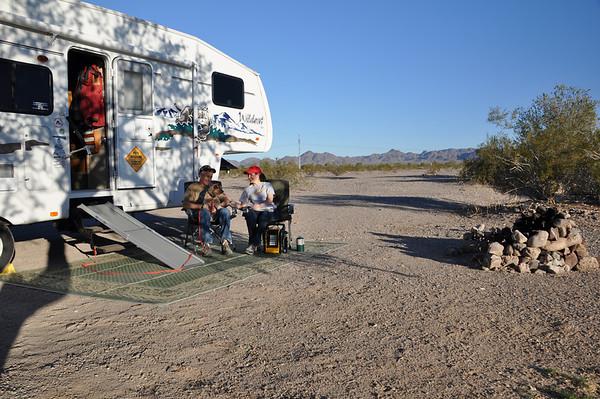 2010 01 Quartzsite, AZ