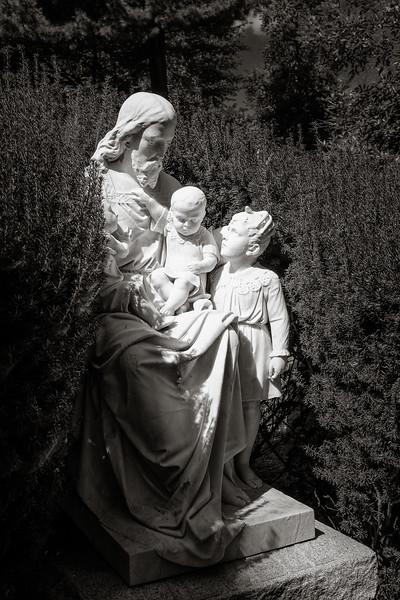 The Protector, Lexington Cemetery #7