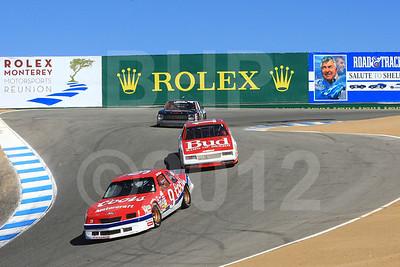 2012 RMMR Group 8B Sunday Rolex Monterey Motorsports Reunion
