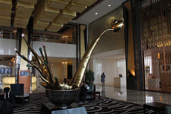 Langham Place, Beijing - 21 to 23 June 2012