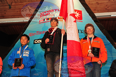 Whistler Cup - Saturday Dinner and Awards