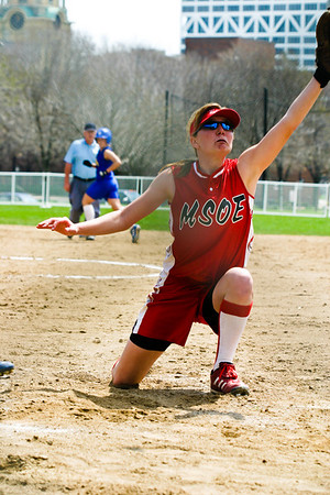 2004-04-18 MSOE Women's Softball