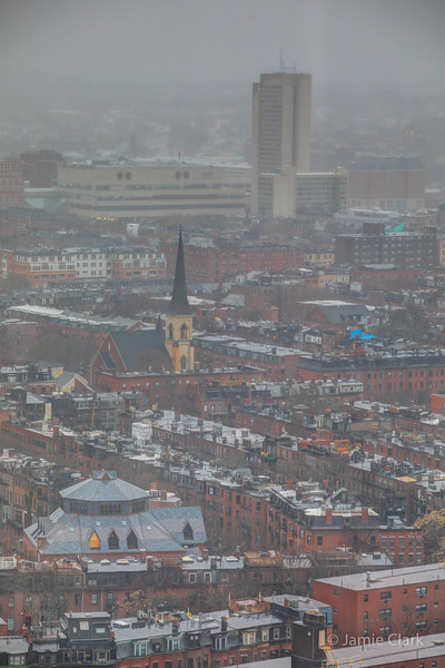 Rainy Day - Winter Break in Boston 2016-17