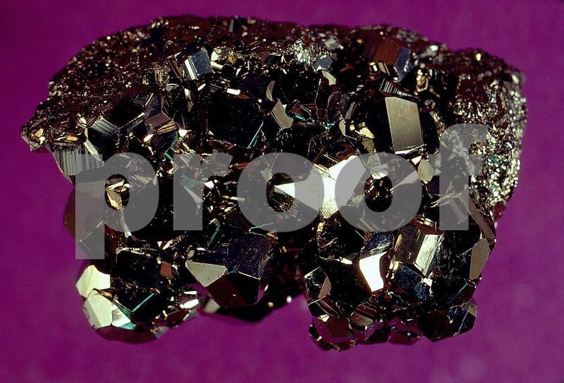 Mercury-pyrite