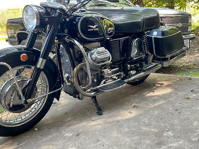 Moto Guzzi Ambassador (AP) on IMA
