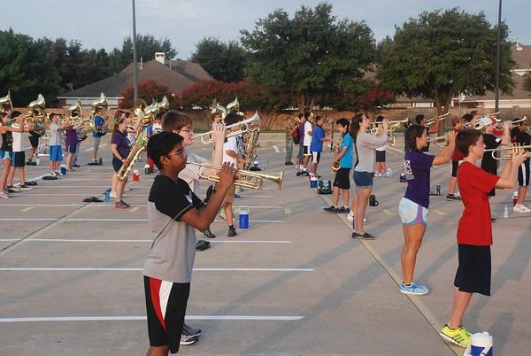 2012-08-17 Band Camp