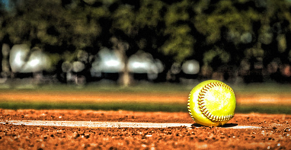 Softball Photographs