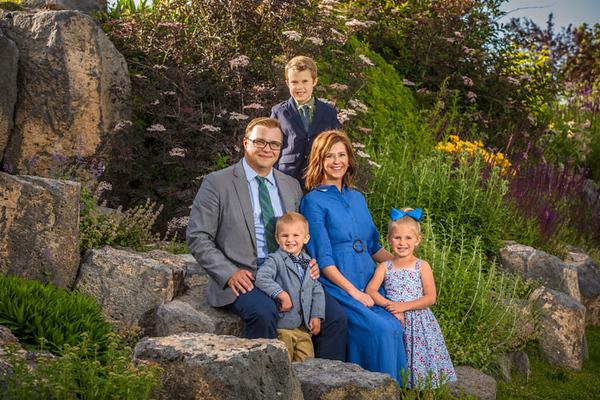 Harper Family 2020
