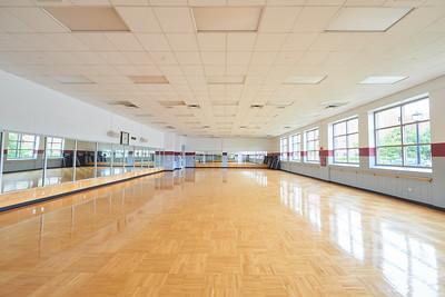2019 UWL Recreation Eagle Center Interiors
