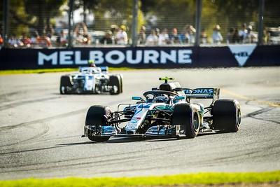 2018 Australian F1 Grand Prix