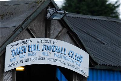Daisy Hill (a) W 3-0