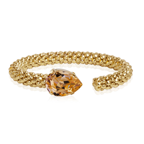 Classic Rope Bracelet / Light Peach Gold